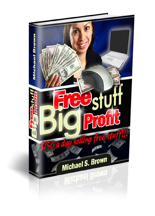 Product picture Free Stuff Big Profit + Niche Word Finder Pro Software